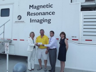 RHOTHL Donation to Mackenzie Health Foundation
